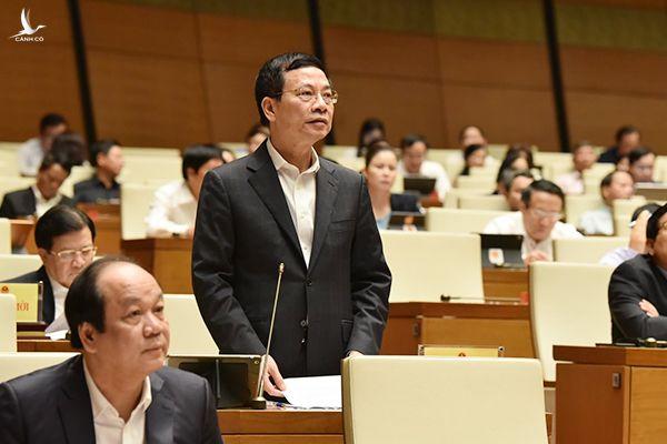 Bộ trưởng Nguyễn Mạnh Hùng: Nhiều hộ dân tăng thu nhập 2 3 lần từ chuyển đổi số