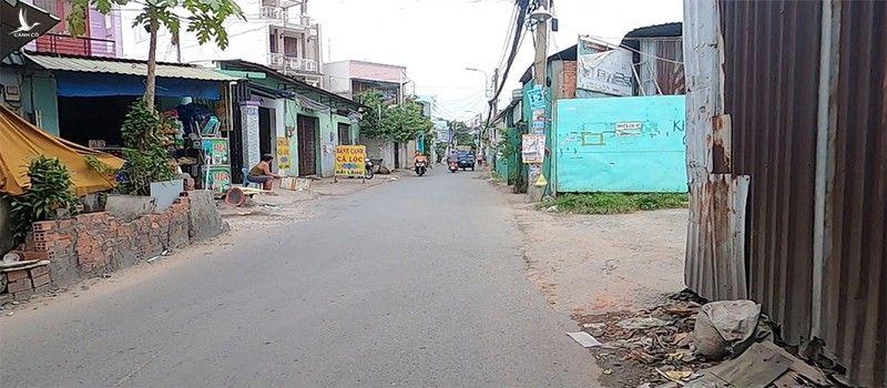 Tên cướp giật kéo lê cô gái hàng trăm mét ở Bình Tân - ảnh 2