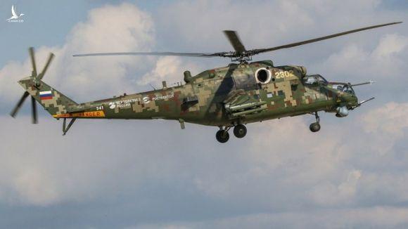 Nga sẽ thẳng tay trừng trị Azerbaijan vì đã bắn rơi trực thăng Mi-24 ở Armenia? - Ảnh 1.
