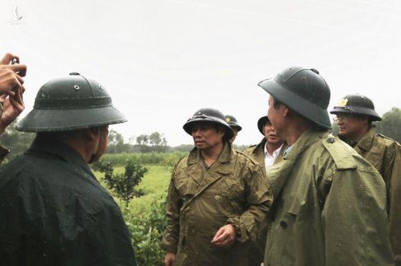 Đồng chí Phạm Minh Chính tới thăm và làm việc tại 3 tỉnh miền Trung - ảnh 2