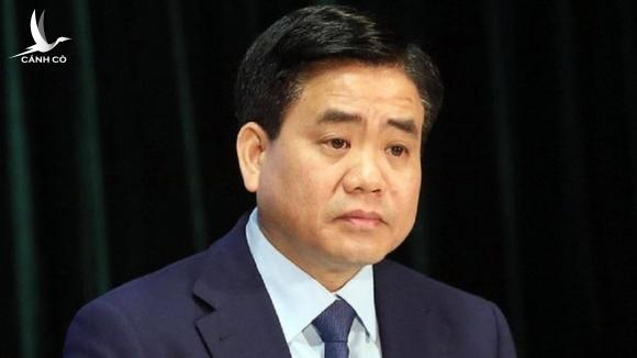 """Cựu chủ tịch Nguyễn Đức Chung được xác định vai trò chủ mưu vụ đánh cắp tài liệu mật liên quan vụ án """"Công ty Nhật Cường"""" /// Ảnh Ngọc Thắng"""