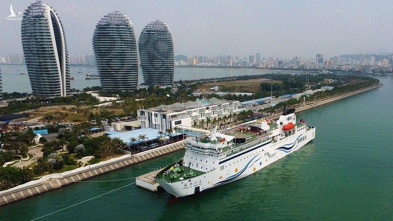 Trung Quốc khởi động lại du lịch hàng hải phi pháp ra Hoàng Sa