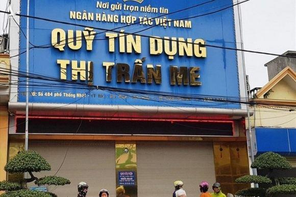 Bắt Giám đốc Ngân hàng Hợp tác xã VN chi nhánh Ninh Bình - Ảnh 1.