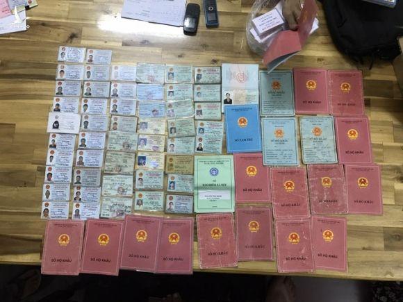 Thêm đường dây cho vay lãi nặng từ Ninh Bình vào Tây Ninh bị triệt phá - ảnh 5
