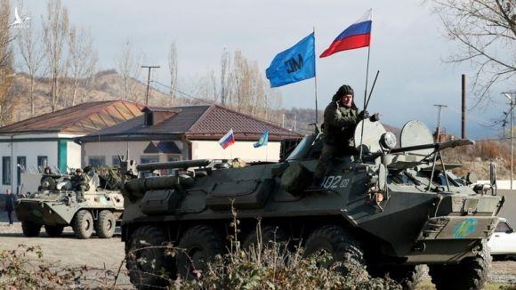 Rộ tin Azerbaijan bao vây lính Nga tại Nagorno-Karabakh - ảnh 1