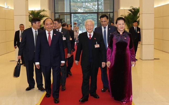 Tổng Bí thư, Chủ tịch nước dự phiên họp trù bị Đại hội Đảng XIII