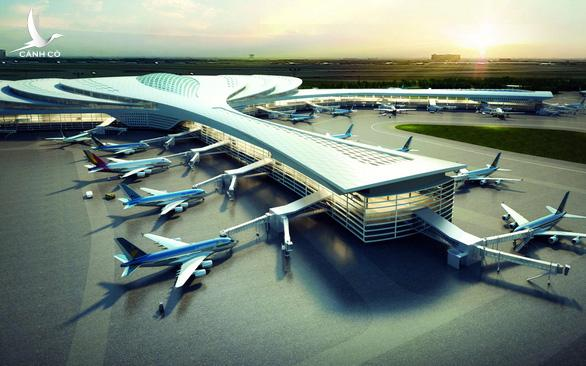 Khởi công gian đoạn 1 sân bay Long Thành: Đánh dấu giai đoạn phát triển mới - Ảnh 2.
