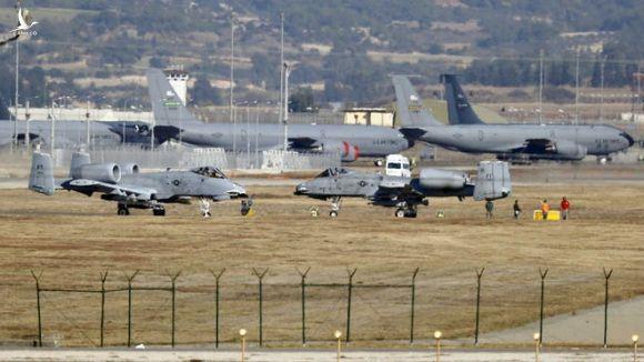 Thổ quay lưng và mua S-400, nơi chứa 50 quả bom hạt nhân B61 trở thành mối nguy lớn với Mỹ? - Ảnh 1.