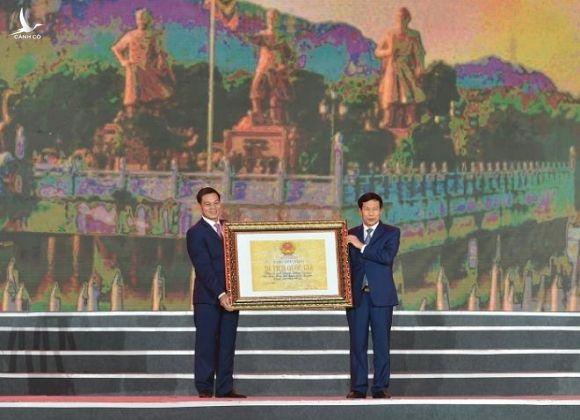 Hải Phòng đón nhận Bằng xếp hạng Khu di tích lịch sử Quốc gia Bạch Đằng Giang - 4