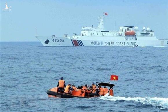 Việt Nam và Trung Quốc đàm phán về vịnh Bắc Bộ và Biển Đông - Ảnh 1.