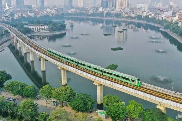 Chốt thời gian bàn giao đường sắt Cát Linh Hà Đông cho Hà Nội chạy thương mại
