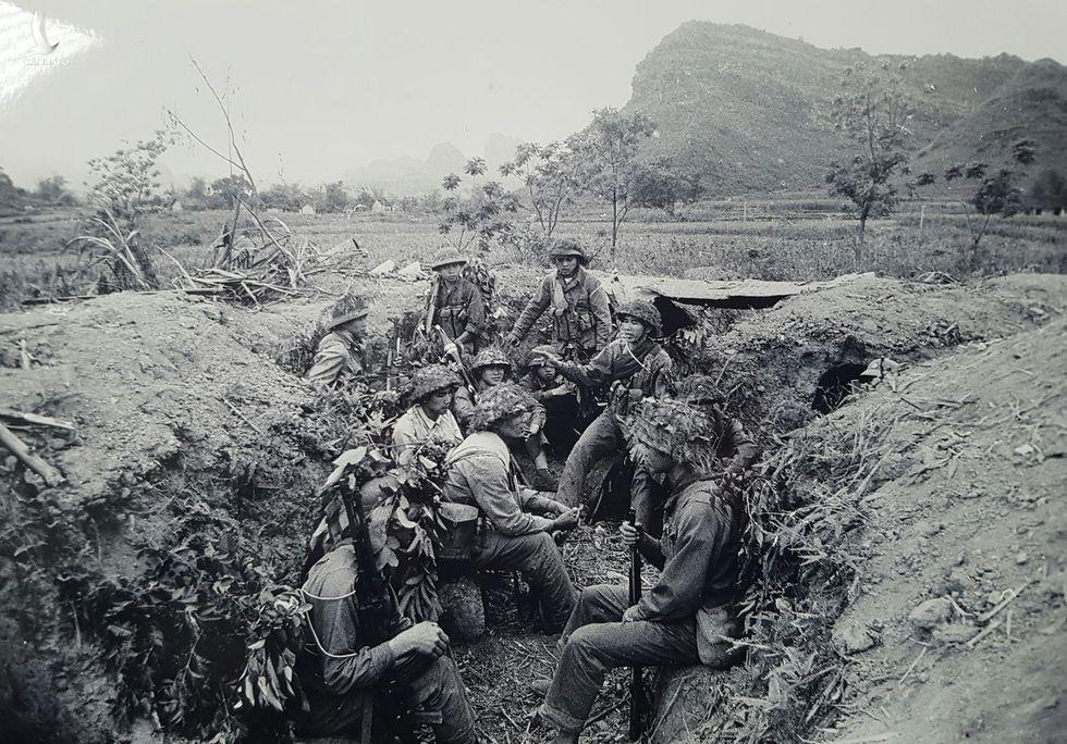42 năm cuộc chiến đấu bảo vệ biên giới phía Bắc: Đánh trả quân xâm lược Trung Quốc - ảnh 7
