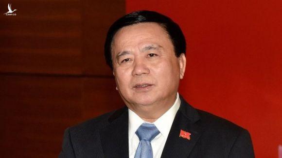 Ông Nguyễn Xuân Thắng /// Ảnh: Đậu Tiến Đạt