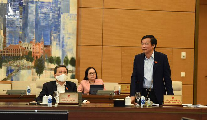 Ông Võ Trọng Việt: 'Chưa khóa nào Đảng, Quốc hội chia sẻ với Chính phủ như khóa này' - ảnh 2