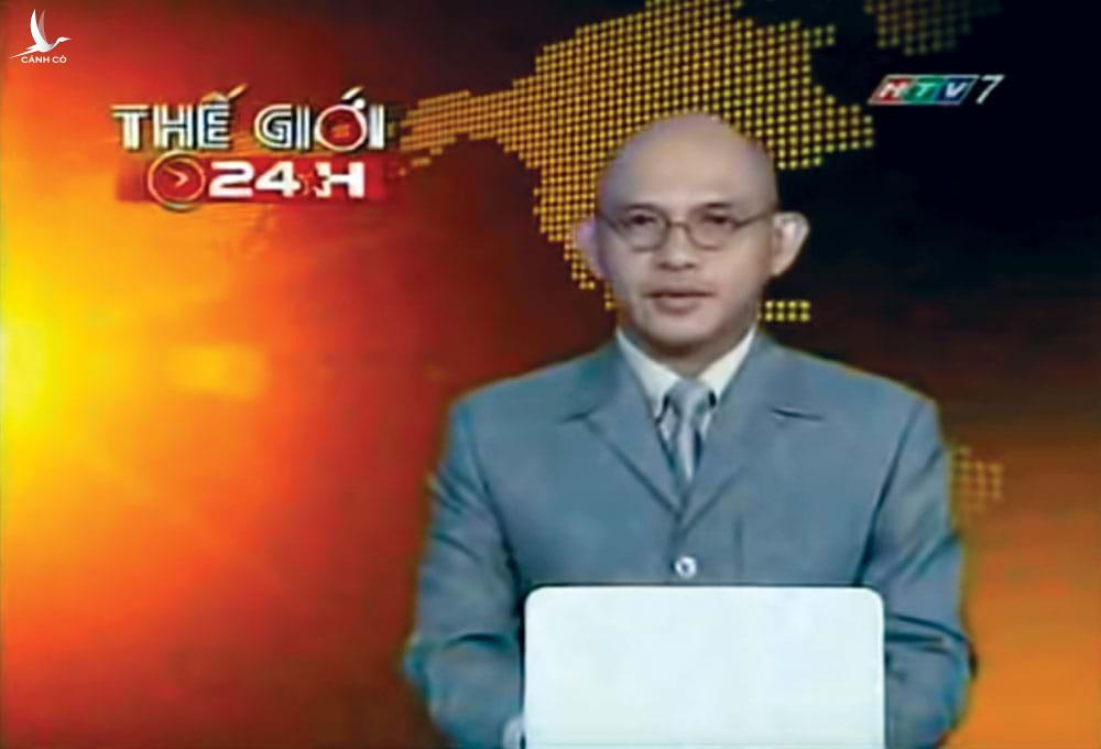 Đỗ Văn Bửu Điền từng làm việc cho đài HTV