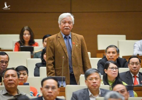 """ĐBQH Dương Trung Quốc: """"Mong một ngày không xa người dân được vào nhà Quốc hội, không những để tham quan mà còn được quan sát, theo dõi hoạt động của Quốc hội."""""""