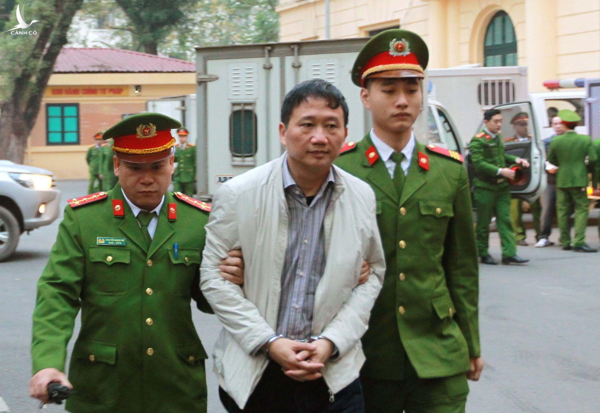 """Tội phạm trốn truy nã """"qua Đức đàng hoàng"""" Trịnh Xuân Thanh."""