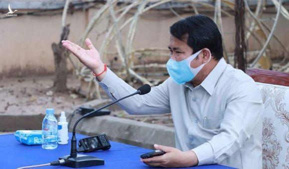 Campuchia thêm 96 ca COVID-19 mới, có 7 người Việt - Ảnh 1.