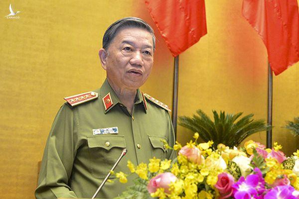 """Đại tướng Tô Lâm: Lần đầu tiên """"an ninh con người"""" thành mục tiêu phát triển"""