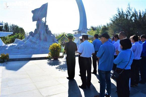 33 năm hải chiến Gạc Ma: Mãi mãi không quên sự hy sinh dũng cảm của các anh - 1