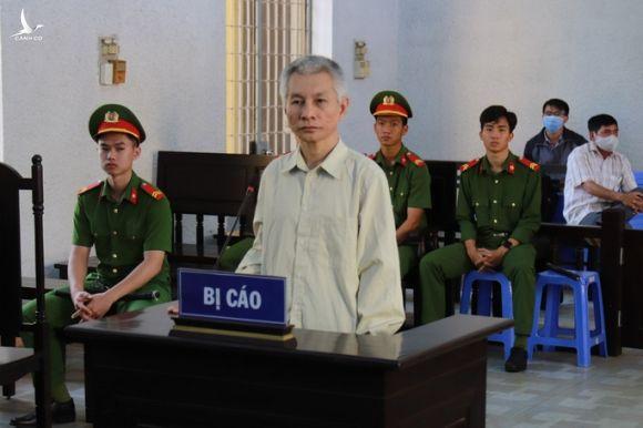 Phạt tù Phụ tá Bộ chỉ huy Quân cảnh tư pháp của tổ chức phản động - Ảnh 1.