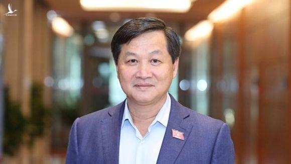 Tổng thanh tra Chính phủ Lê Minh Khái /// Ảnh Ngọc Thắng