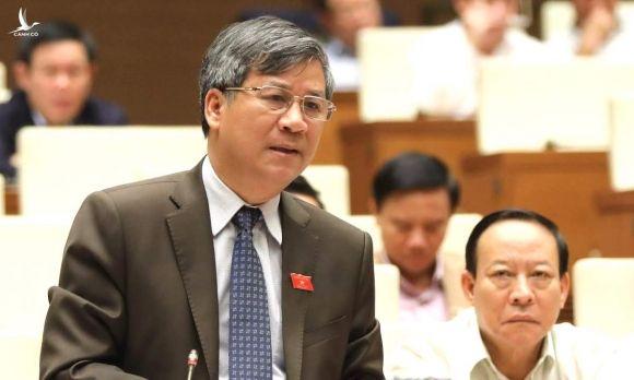 Đại biểu Quốc hội Nguyễn Anh Trí. Ảnh: Hoàng Phong