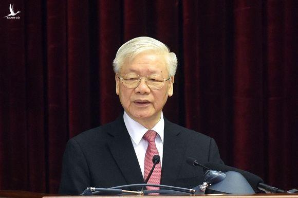 Tổng Bí thư, Chủ tịch nước: Tiếp tục đẩy mạnh đấu tranh phòng, chống tham nhũng, lãng phí, tiêu cực - Ảnh 1.