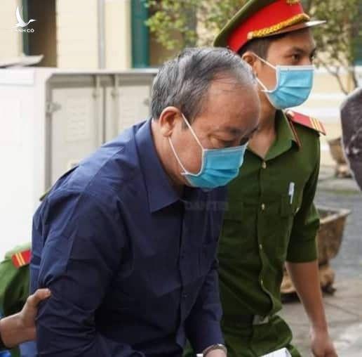 Ông Đinh La Thăng kêu oan nhưng không kháng cáo vụ sai phạm cao tốc Trung Lương - ảnh 2