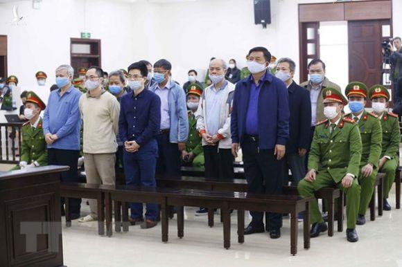 Ông Trịnh Xuân Thanh khai một nguyên lãnh đạo Tổng cục Cảnh sát cùng góp tiền mua biệt thự - Ảnh 1.