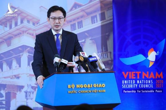 Việt Nam sẵn sàng xử lý yêu cầu liên quan Myanmar khi làm chủ tịch Hội đồng Bảo an - Ảnh 1.