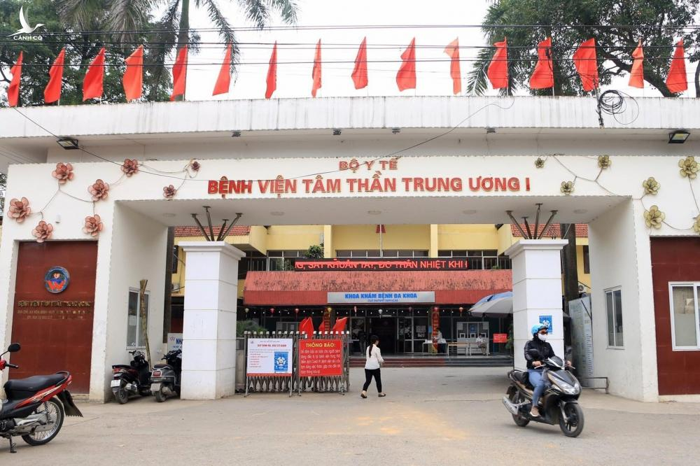 Ban ma tuy trong vien tam than anh 1