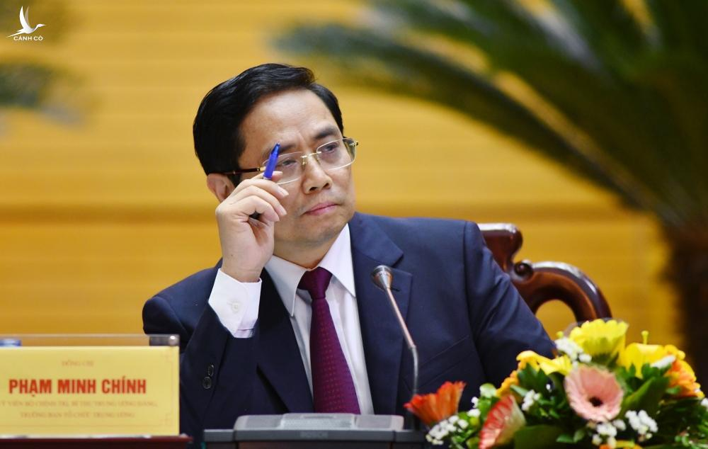 ky vong tan Thu tuong Pham Minh Chinh anh 1