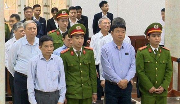 Không đủ tài chính, ông Đinh La Thăng có phải bồi thường số tiền hơn 800 tỷ đồng? - Ảnh 1.
