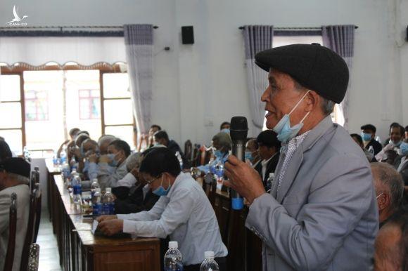 Quảng Nam: Tây Giang phát huy vai trò già làng, người uy tín trong công tác bầu cử - Ảnh 2.