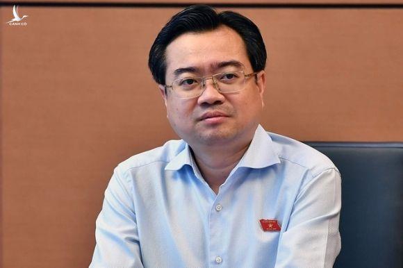 Trình phê chuẩn ông Nguyễn Thanh Nghị làm Bộ trưởng Xây dựng - 1