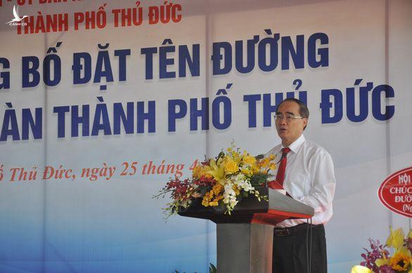 Thân phụ nguyên Bí thư Sài Gòn được đặt tên đường ở khu đô thị mới Thủ Thiêm - Ảnh 3.