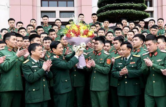 Chân dung Tướng Phan Văn Giang - tân Bộ trưởng Bộ Quốc phòng - Ảnh 2.