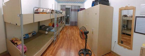 Ngỡ ngàng cảnh hàng trăm chiếc lều xếp lớp trong khu phòng dịch công ty điện tử ở Bắc Ninh - Ảnh 3.