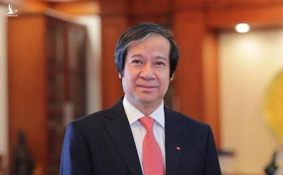 Bộ trưởng GD-ĐT Nguyễn Kim Sơn được bổ nhiệm thêm chức vụ mới - Ảnh 1.