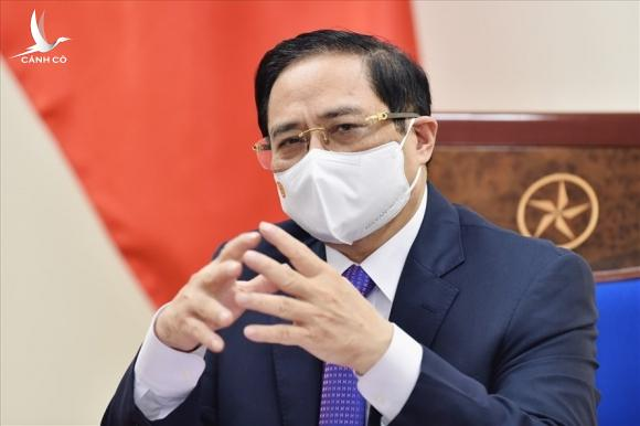 Thủ tướng Chính phủ Phạm Minh Chính. Ảnh: VGP/Nhật Bắc
