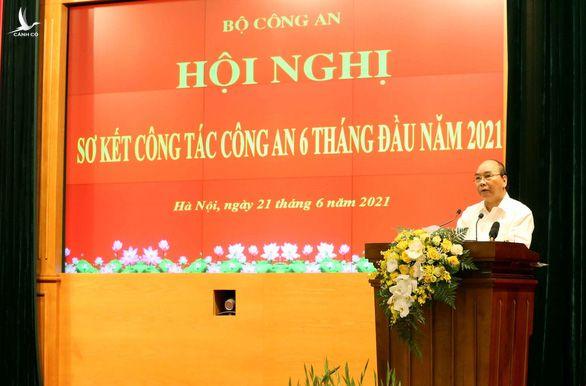 Chủ tịch nước Nguyễn Xuân Phúc: Nâng cao chất lượng điều tra, khám phá tội phạm - Ảnh 2.
