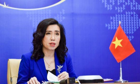 Đài Loan tập trận ở Trường Sa là xâm phạm nghiêm trọng chủ quyền Việt Nam - Ảnh 1.