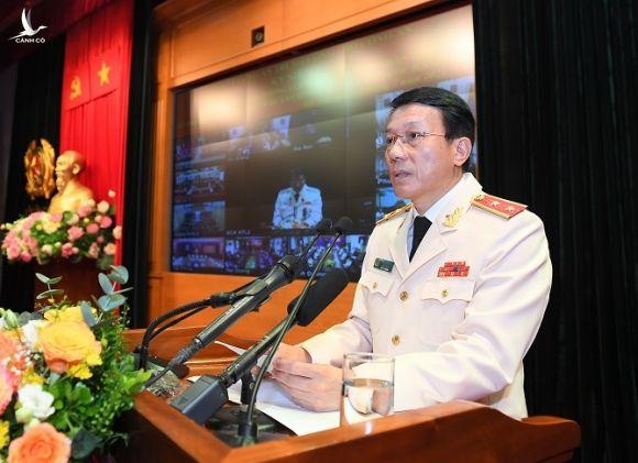 """Chủ tịch nước: Lực lượng ANND là """"thanh bảo kiếm"""" bảo vệ Đảng và nhân dân - Ảnh 1."""
