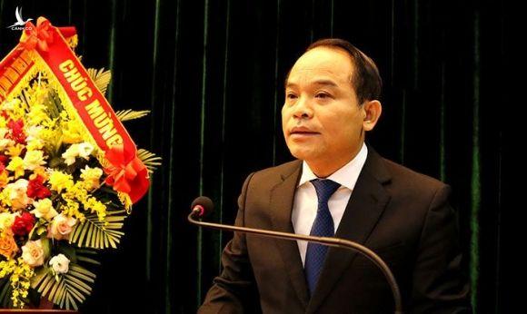 Chân dung 5 Ủy viên Trung ương được Bộ Chính trị điều động, luân chuyển giữ chức vụ mới trong tuần - Ảnh 5.