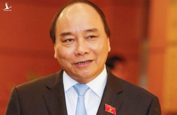 Giới thiệu ông Nguyễn Xuân Phúc để Quốc hội khóa XV bầu làm Chủ tịch nước - Ảnh 1.