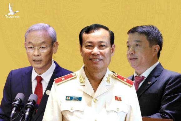 tuong cong an lam Chu nhiem Uy ban Quoc phong An ninh anh 1