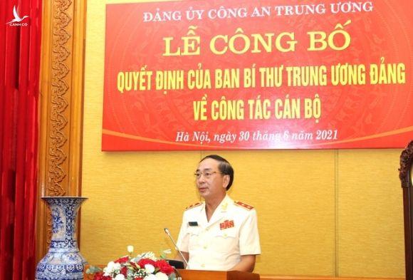 Thứ trưởng Bộ Công an Trần Quốc Tỏ đảm nhiệm thêm trọng trách mới - Ảnh 2.