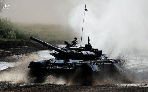 Uy lực mẫu xe tăng đội Việt Nam dùng thi đấu tại Army Games 2021 - 4