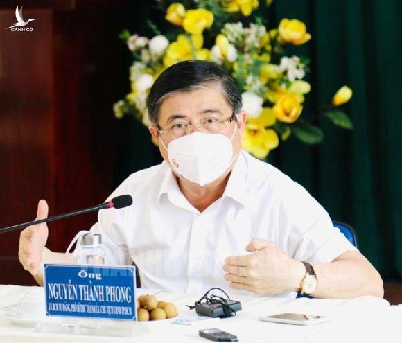 Chủ tịch TPHCM nói nhiều F0 chuyển nặng nhưng gọi y tế cơ sở không được ảnh 1